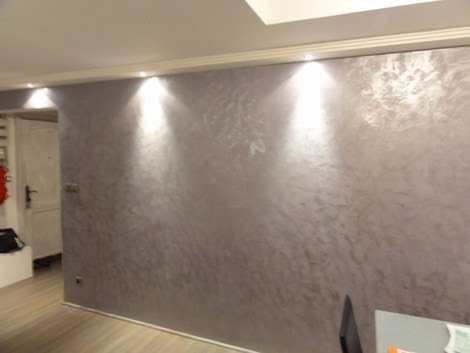 Decoration Salon Peinture Stucco