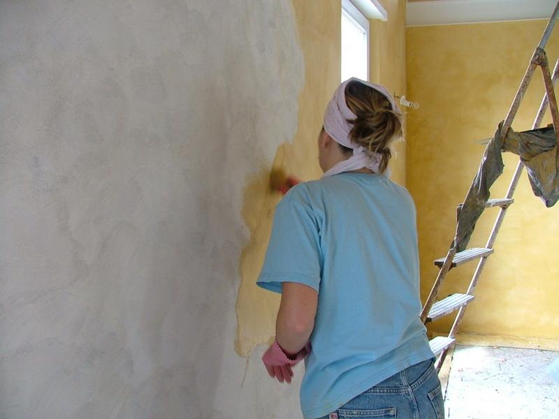 Peinture la chaux eyguieres 13430 - Peinture a la chaux exterieur ...